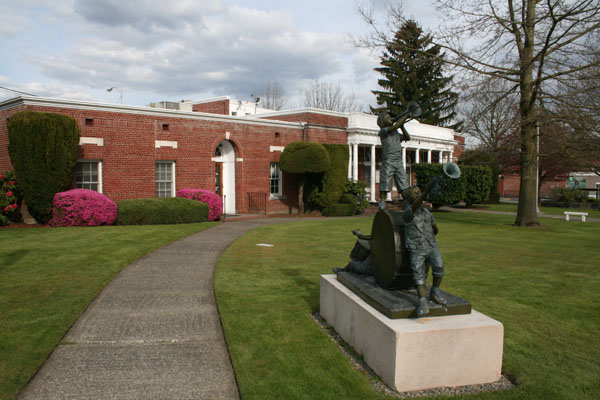 Courthouse in Enumclaw, WA